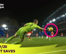 Would you believe it?' | GREATEST saves